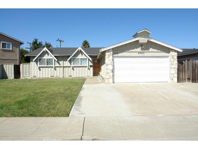 4965 Hyde Park Dr Fremont, CA 94538