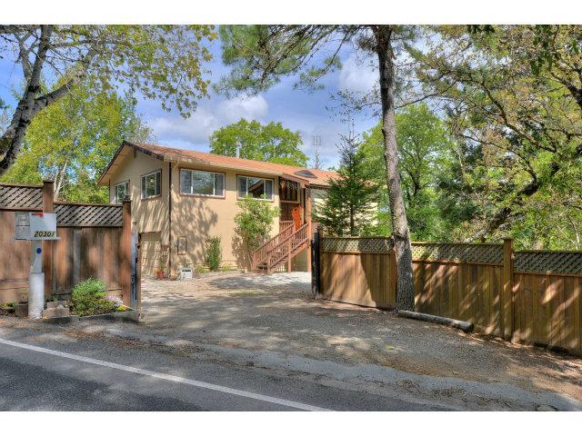 20301 Bear Creek Rd, Los Gatos, CA 95033