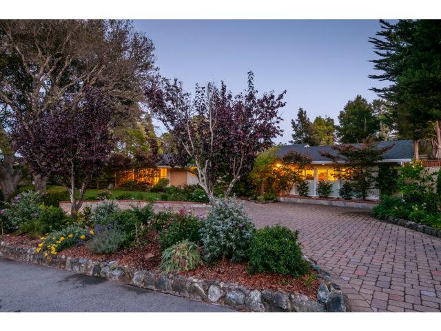 815 Chateau Dr, Hillsborough, CA 94010