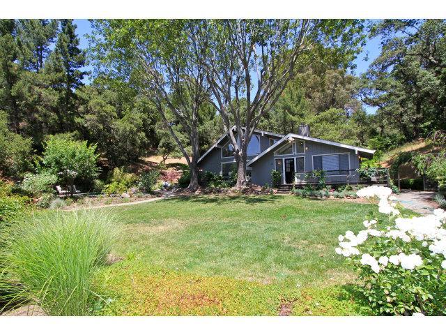 60 Palmer Ln, Portola Valley, CA 94028