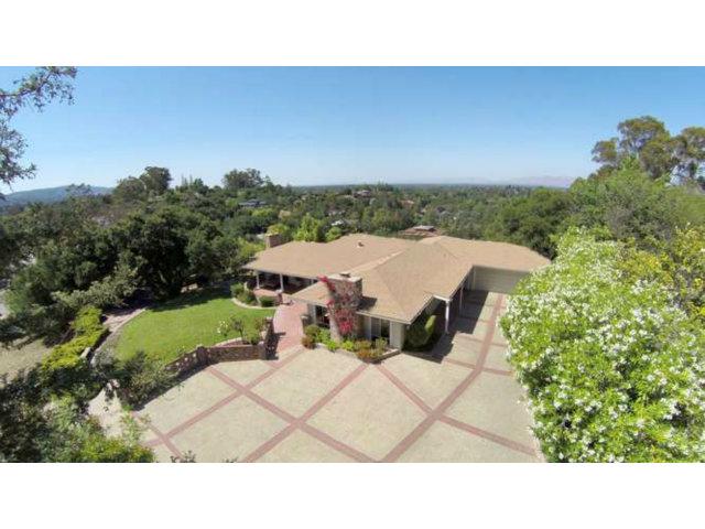 18401 Lexington Drive, Monte Sereno, CA 95030