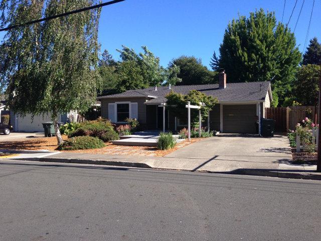 323 Okeefe St, Menlo Park, CA 94025