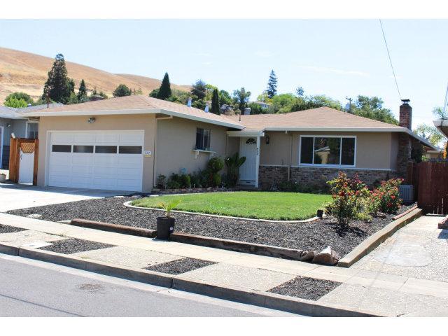577 Evangeline Way, Hayward, CA 94544