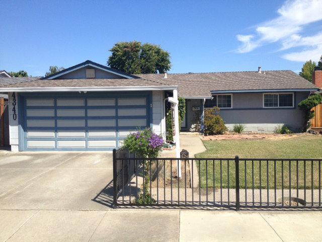 4340 Dali St, Fremont, CA 94536