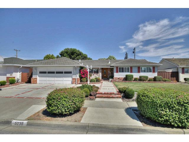 5238 Brophy Drive, Fremont, CA 94536