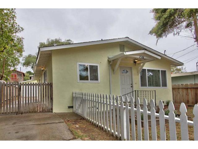 1319 David Ave, Pacific Grove, CA 93950