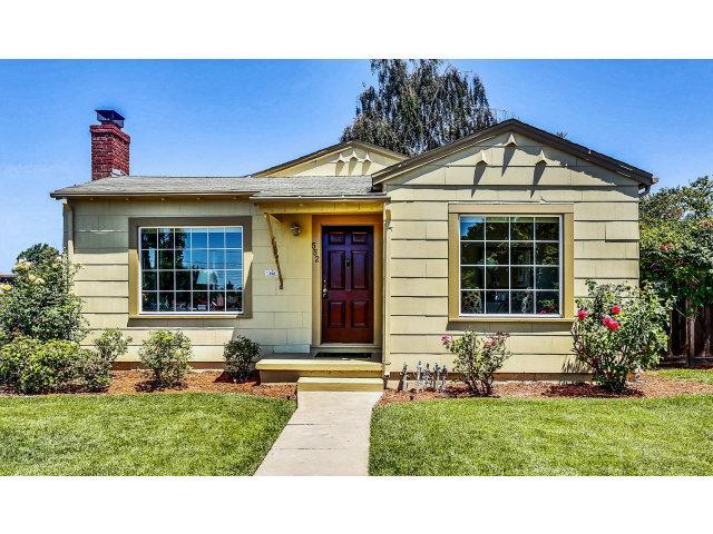 552 Leland Ave, San Jose, CA 95128