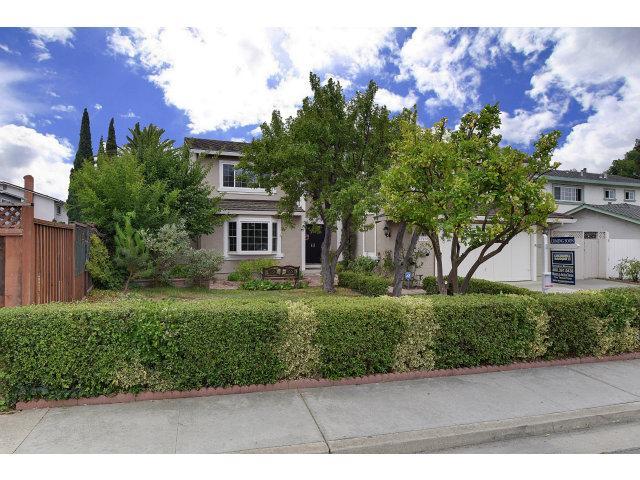 122 Park Ellen Dr, San Jose, CA 95136