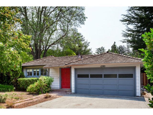 1295 Middle Ave, Menlo Park, CA 94025