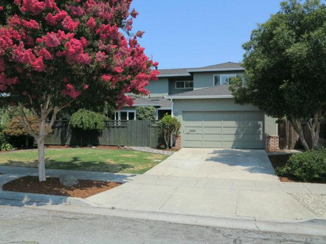 2598 Aragon Way, San Jose, CA 95125
