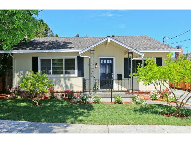 1860 Harding Ave, Redwood City, CA 94062