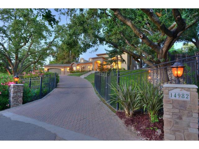 14982 Sobey Road, Saratoga, CA 95070