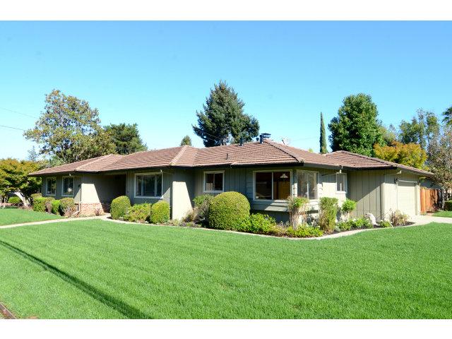 898 Bicknell Road, Los Gatos, CA 95030