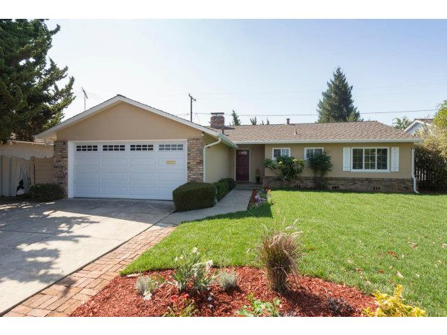 1453 Lloyd Way, Mountain View, CA 94040