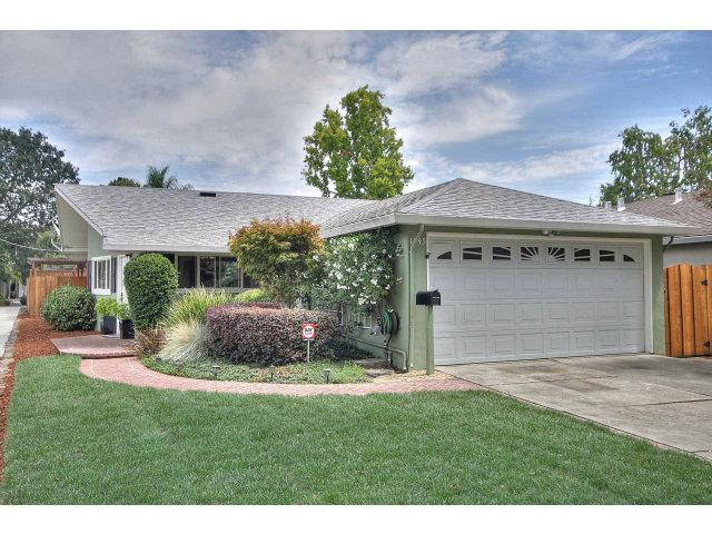 1545 Maddux Dr, Redwood City, CA 94061