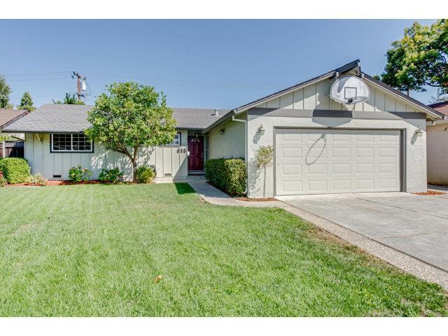 668 Hamann Dr, San Jose, CA 95117
