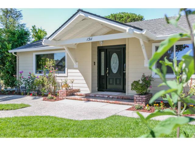1311 Rosalia Avenue, San Jose, CA 95130