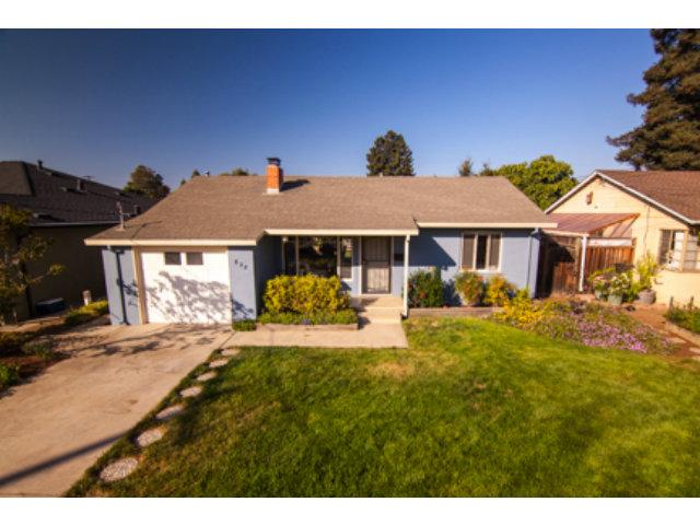 828 Harpster Dr, Mountain View, CA 94040