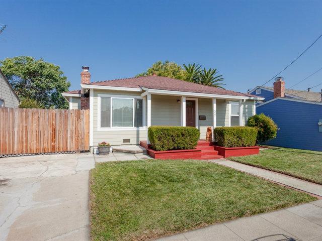 327 A Street, Redwood City, CA 94063