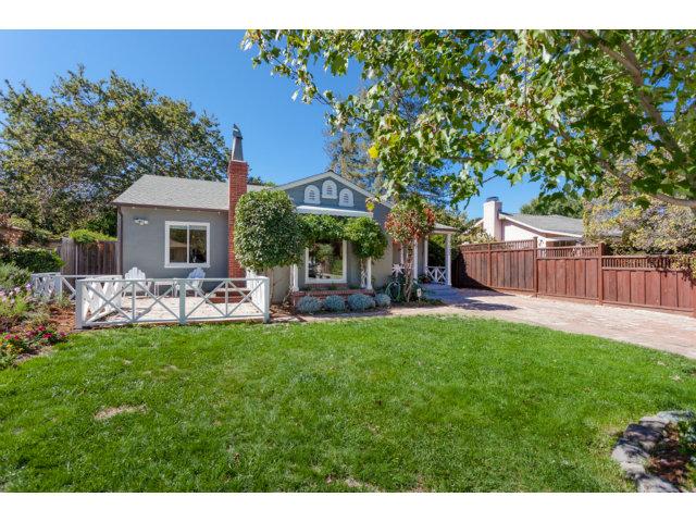 1023 Henderson Avenue, Menlo Park, CA 94025