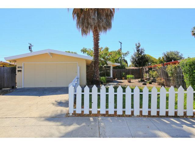 892 Lakemuir Dr, Sunnyvale, CA 94089