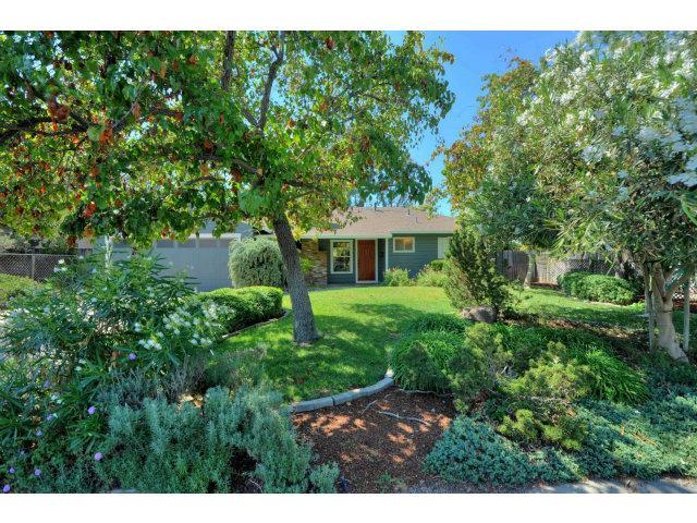 1367 Cordilleras Ave, Sunnyvale, CA 94087