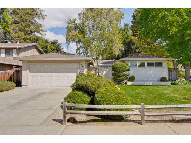 884 Tartarian Way, Sunnyvale, CA 94087