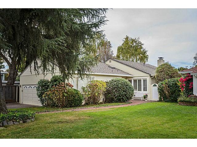1392 Cedar St, San Carlos, CA 94070