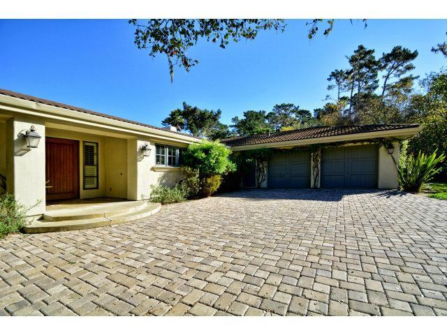 1091 Oasis Rd, Pebble Beach, CA 93953