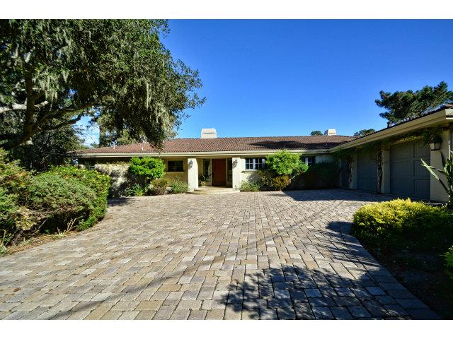 1091 Oasis Road, Pebble Beach, CA 93953