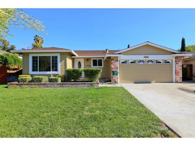 6138 Oneida Dr, San Jose, CA 95123
