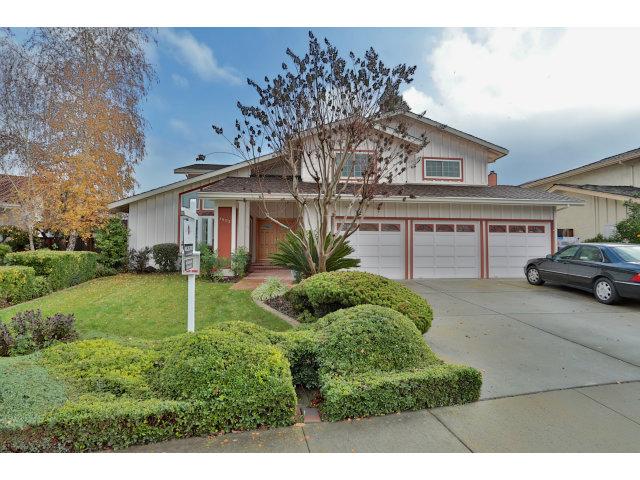 1602 Dorcey Lane, San Jose, CA 95120