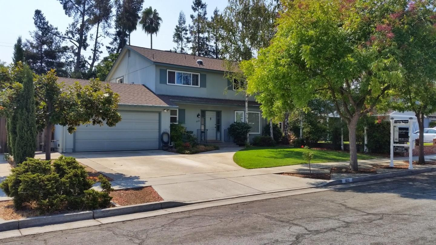 1612 Montrose Way, San Jose CA 95124