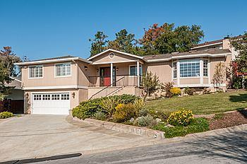 2702 Barclay Way, Belmont, CA 94002