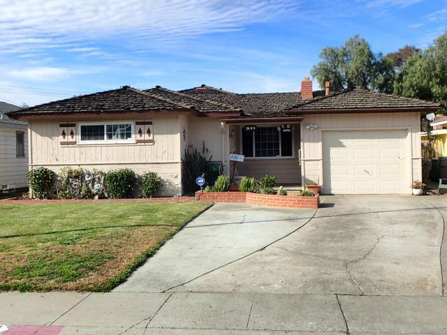 911 Jeanne Ave, San Jose, CA 95116