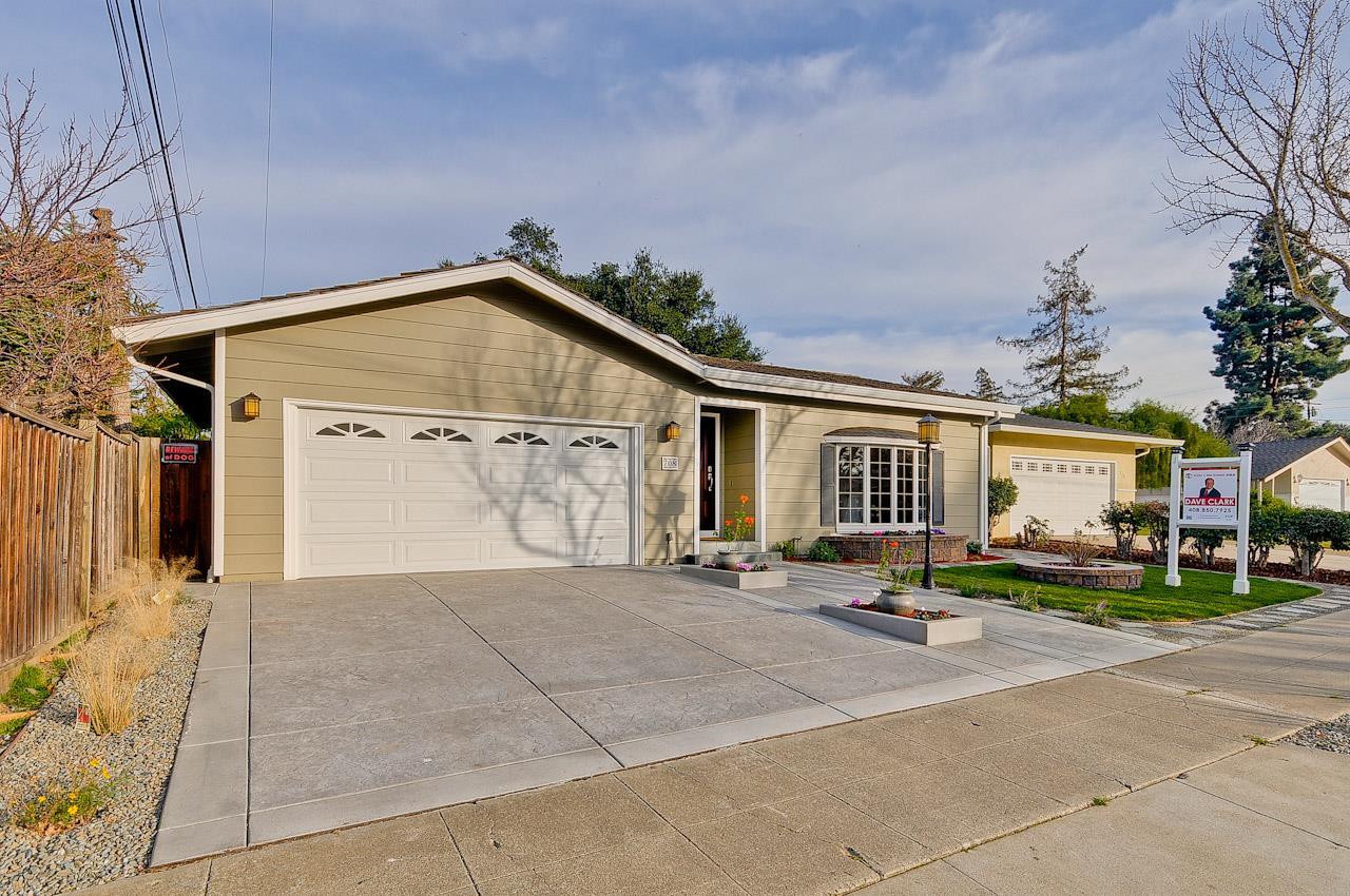 708 Gail Avenue, Sunnyvale, CA 94086
