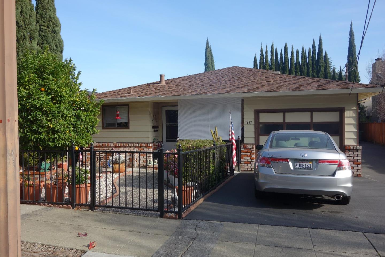 1437-1439 Sierra Street, Redwood City, CA 94061