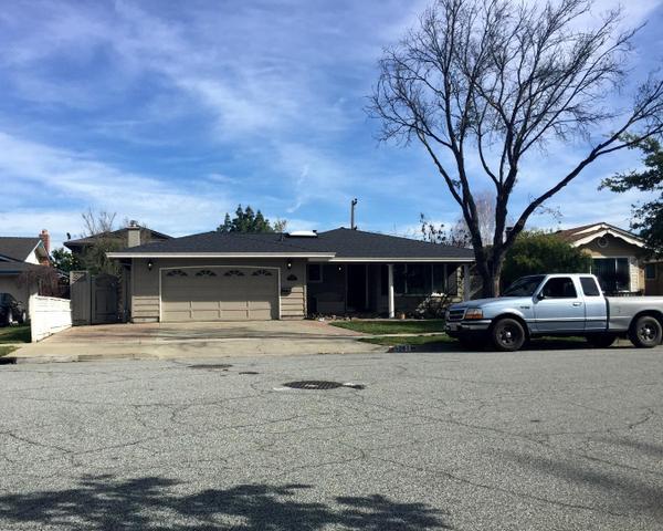 5796 Pontiac Dr, San Jose, CA 95123