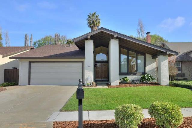 1708 Ridgetree Way, San Jose, CA 95131