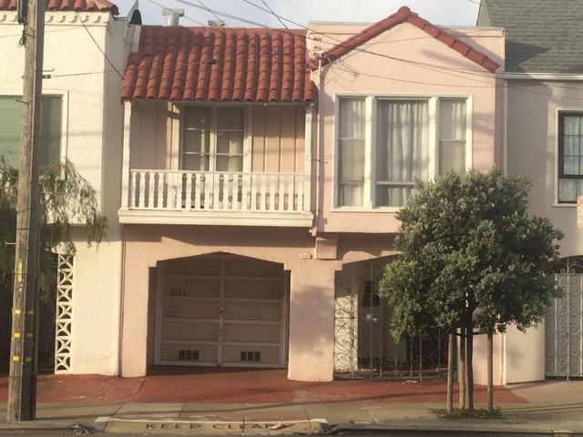 4424 Balboa St, San Francisco, CA 94121