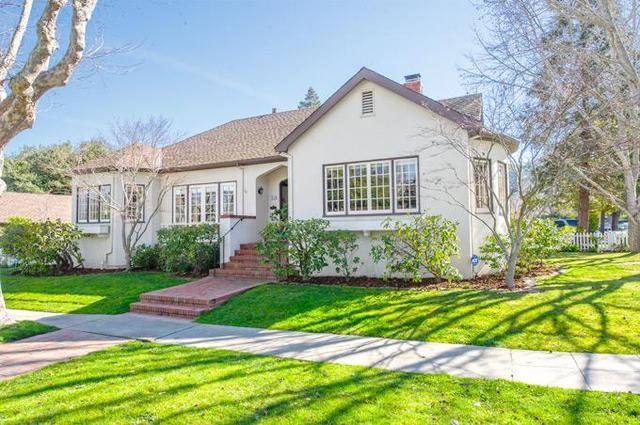 1819 Hillside Dr, Burlingame, CA 94010