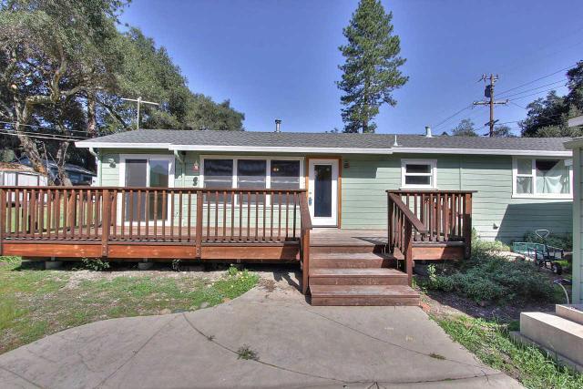233 Longfellow Ave, Ben Lomond, CA 95005