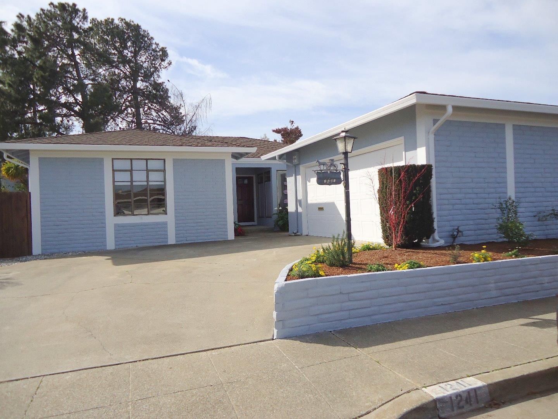 1241 Ribbon St, Foster City, CA 94404