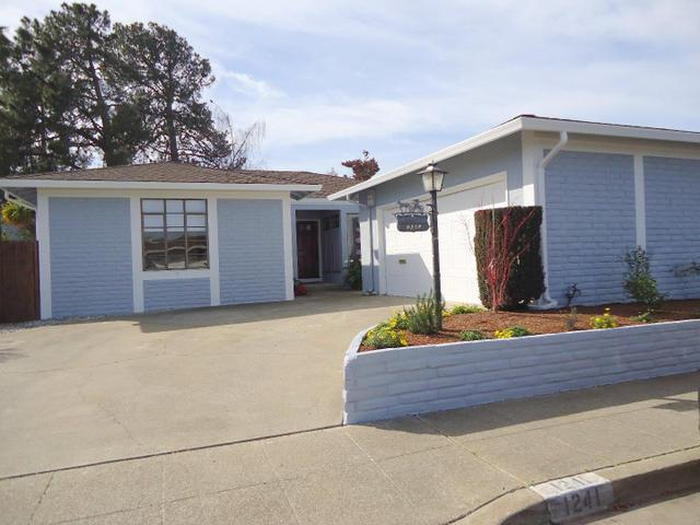 1241 Ribbon St, Foster City, CA 94404