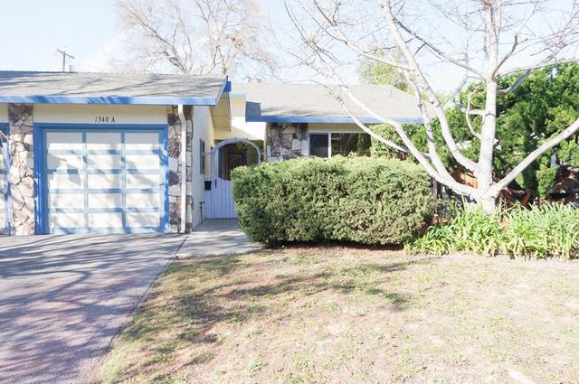 1340 Montecito Ave #a, Mountain View, CA 94043