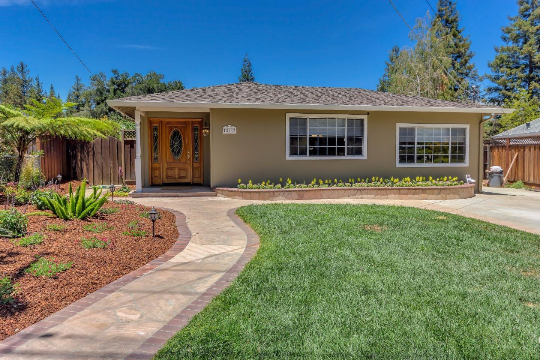 18915 Devon Avenue, Saratoga, CA 95070