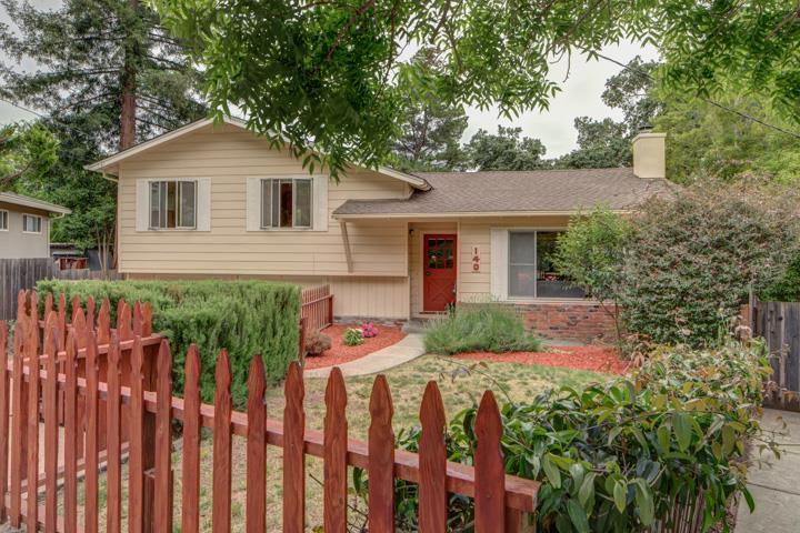 140 Prospect Court, Santa Cruz, CA 95065