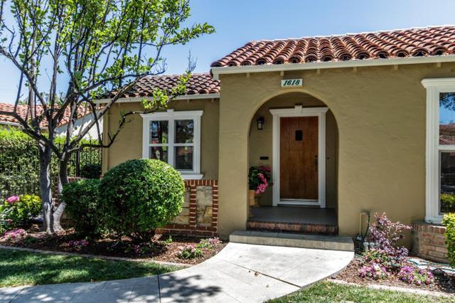 1618 Shasta Ave, San Jose, CA 95128