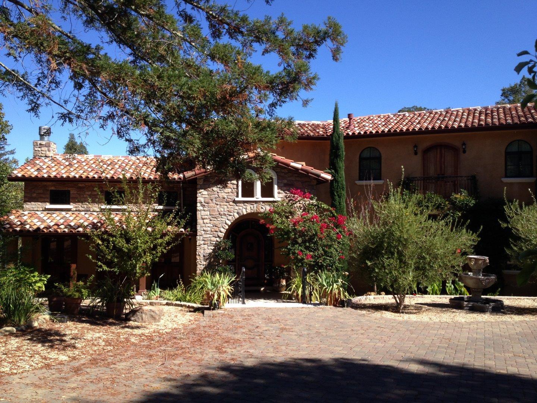 15374 Madrone Hill Rd, Saratoga, CA