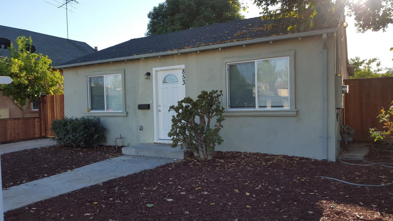 853 N 12th Street, San Jose, CA 95112